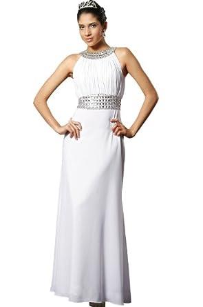 eDressit White Party Ball Gown Evening Dress (00100207) SZ 12