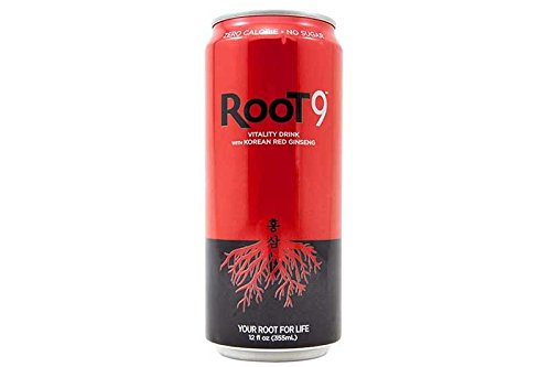 6 Pack - Root9 Vitality Drink - 12oz. (Energy Drinks Red Line compare prices)