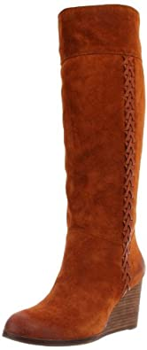 Lucky Women's Sanna Boot,Bombay,5.5 M US