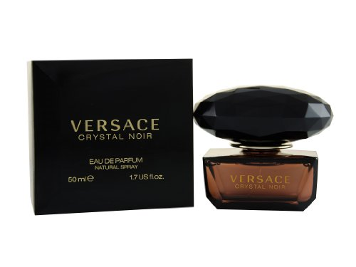 Versace Crystal Noir By Versace For Women. Eau De Parfum Spray 1.7 Ounces (Versace Perfume Crystal Noir compare prices)