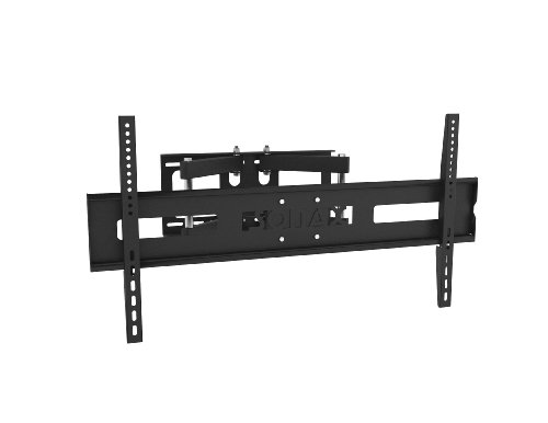 Sonax E-0312-MP Full Motion Flat Panel Wall Mount Stand for 37-Inch to 70-Inch TV