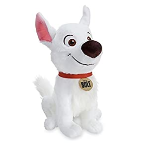 Official Disney 34cm Bolt Soft Plush Toy
