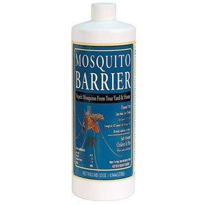 mosquito barrier insect repellent liquid spray 1 quart patio lawn garden. Black Bedroom Furniture Sets. Home Design Ideas