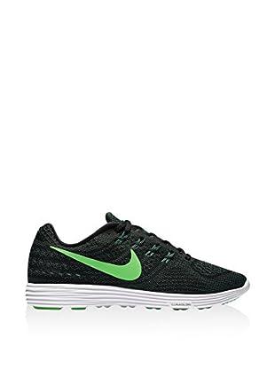 Nike Zapatillas Lunartempo 2 (Negro / Verde)