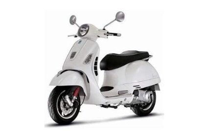 VESPA GTS 300 SUPER REPLICA DIE CAST 1/12 MODEL WHITE (Vespa Model compare prices)