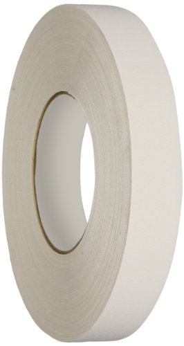 "Polyken Vinyl Coated Cloth Premium Gaffer's Tape, 11.5 mil Thick, 55 yds Length, 1"" Width, White"
