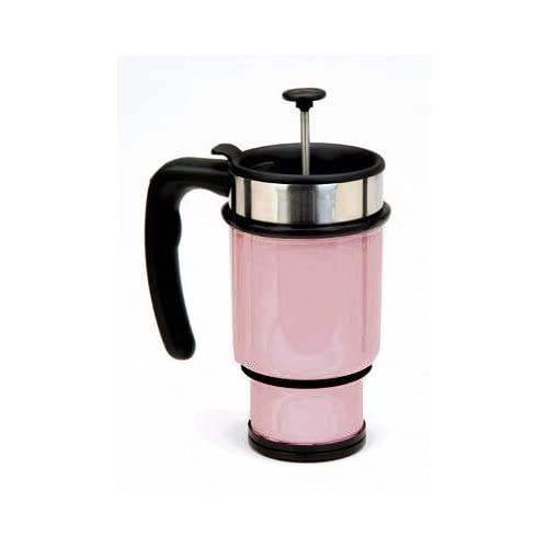 Pink French Press Coffee Maker : French Country Valances And Swags Car Interior Design