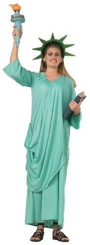 Adult Statue Of Liberty Costume