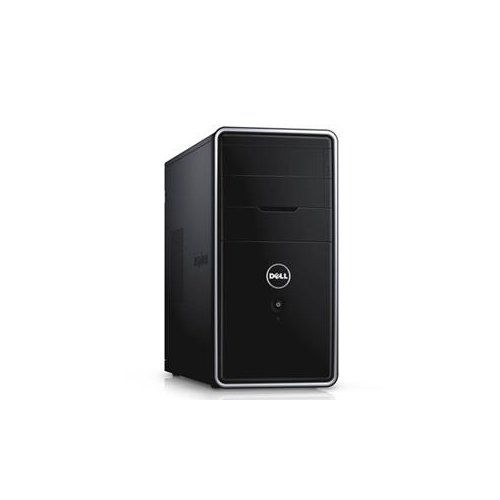 все цены на DELL Inspiron 3000 i3847-5386BK Desktop Computer - Intel Core i5 i5-4460 3.20 GHz 12 GB RAM - 1 TB HDD - DVD-Writer - Intel HD Graphics 4600 - Windows 8.1 64-bit (English) - Wireless LAN - Bluetooth / i3847-5386BK / онлайн
