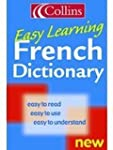 Collins French Easy Learning Dictionary