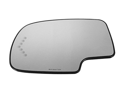 APA Tahoe Suburban Avalanche Escalade Yukon XL 03 - 06 Mirror Glass With Signal Left Driver Side (2006 Denali Yukon Xl compare prices)