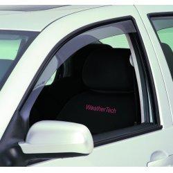 WeatherTech Side Window Deflectors for Lexus ES 350-2007-2012 Dark Tint