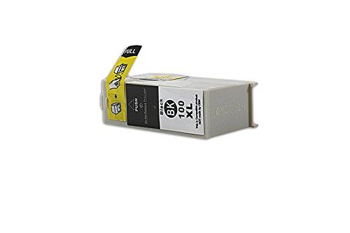 Kompatibel fŸr Lexmark Pinnacle Pro 901 Tinte schwarz - No.100 XL / 0014N1092E - Inhalt: 21 ml