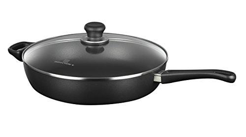 Scanpan Induction Plus Non-Stick Saute Pan with Lid, 12.5