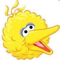 Sesame Street Big Dot Self-Stick Room Appliques - 1