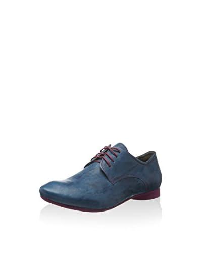 Think Zapatos de cordones Azul EU 36