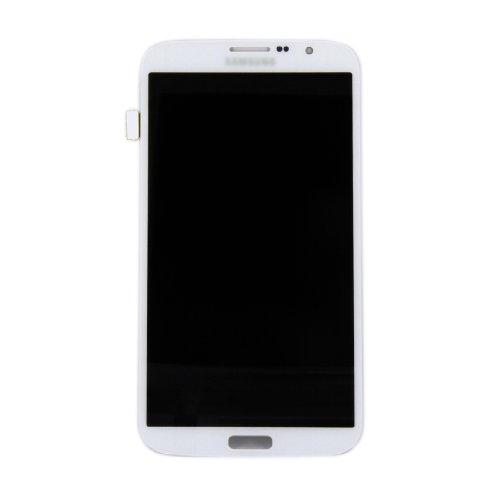 Front Touch Screen Digitizer Lcd Full Assembly For Samsung Galaxy Mega 6.3 I527 I9200 I9205 I9208 P729 E310S White