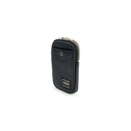 [吉田カバン] ポーター PORTER デジカメケース スマホケース DRAWING ドローイング 650-09784 (ブラック)