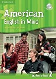 American English in Mind Level 2 Students Book with DVD-ROM