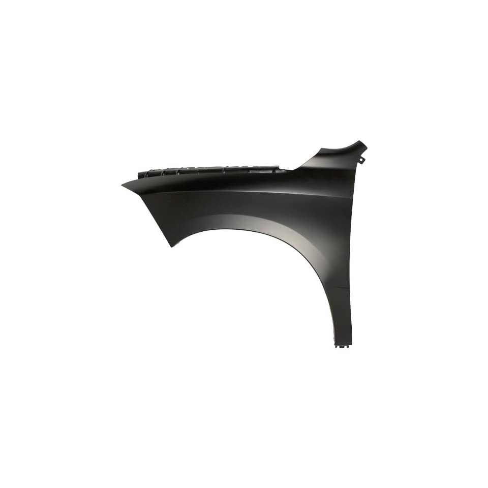 OE Replacement Dodge Pickup Front Passenger Side Fender Assembly (Partslink Number CH1241269)