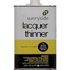 SUNNYSIDE CORPORATION 45716 1 Pint  Lacquer Thinner
