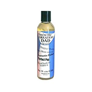 Not Soap, Radio Say It With Suds You're the Greatest Dad shower gel 10.2 oz