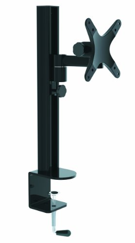 Arrowmounts Full-Motion Desktop Mount For 13 To 27-Inch Computer Monitors And Flat Panel Tvs Am-D2420B