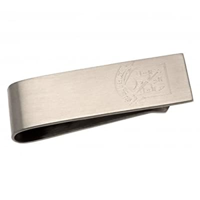 Giftlocaluk Men's West Ham United FC. Stainless Steel Money Clip