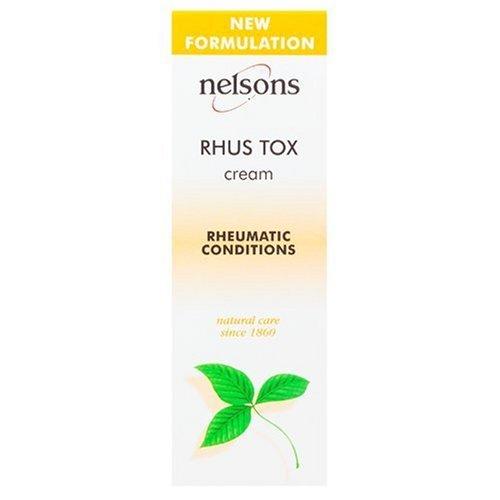 Nelsons Rhus Tox Cream 30g