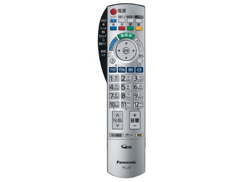 Panasonic テレビ用リモコン N2QAYB000201