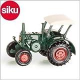 <ボーネルンド> Siku(ジク)社 輸入ミニカー 0861 トラクター ランツブルドッグ
