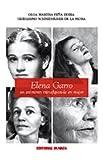 img - for Elena Garro, un oximor n transfigurado en mujer book / textbook / text book