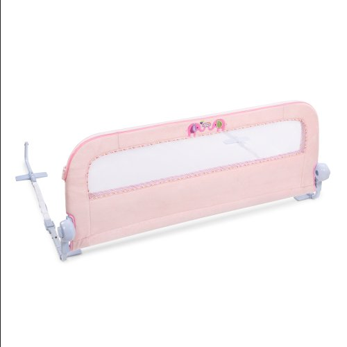 Read About Summer Infant Sure and Secure Deluxe Bedrail, Pink n' Plush