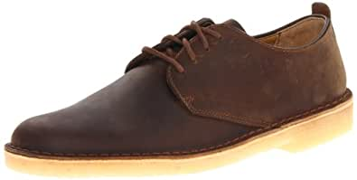 Clarks Men's Desert London Oxford,Beeswax Leather,7 M US