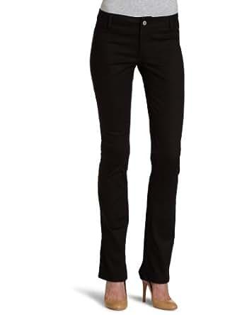 Dickies Girl Junior's Dealer No Pocket Straight Leg Pant,Black,0