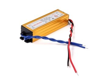1*20W Lamp Waterproof Led Driver/Led Transformer (Golden Yellow)