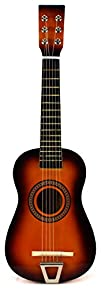 Fun Factory Classic Acoustic Beginners Children's Kid's 6 Strings Toy Guitar Instrument w/…
