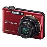 カシオ デジタルカメラCASIO EXILIM(エクシリム) EX-FC160S EX-FC160S-RD
