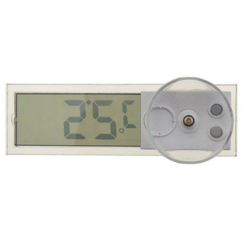 Bestdealusa Lcd Digital Temperature Thermometer Car Indoor Dashboard/Mirror Sucker