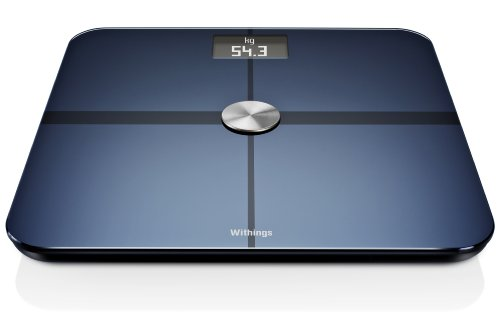 Withings WS-50 Smart Body Analyzer, Black