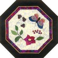 Butterfly Fancy Pattern from Mary Sorensen Design Source Pattern