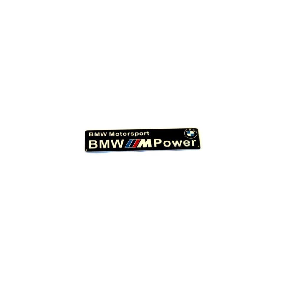 Bmw M Power Auto Aufkleber Car Sticker 3d Embleme Auto On