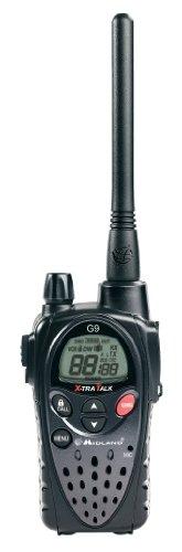Midland G9E PMR446 Single Two Way Radio - Black Black Friday & Cyber Monday 2014