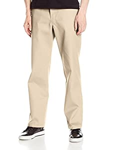 Dickies Men's Original 874 Work Pant, Desert Sand, 32x32