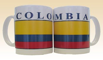 Colombia - Coffee Mug