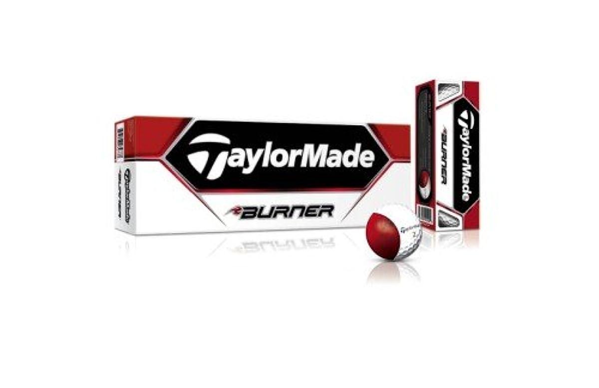 [해외] TAYLOR MADE(테일러메이드) Burner 2013 화이트 12P 평행 수입품 Burner 2013