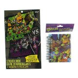 Teenage Mutant Ninja Turtles Sticker Book - 300 Stickers Turtles vs The Bad Guys