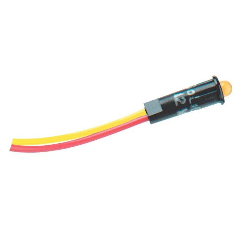 Blue Sea 8167 Amber Led Indicator Light