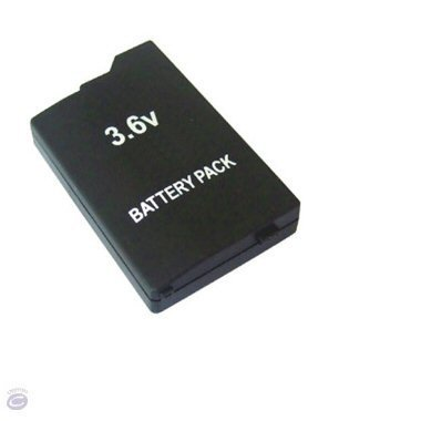 Ex-Pro&#174; Sony PSP Slim / Lite Playstation Portable Battery. High Power Plus+ Lithium Li-Ion Ersatz-Akku
