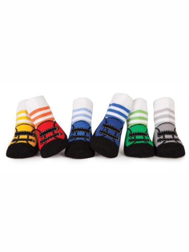 Baby 6 Pack of B-Boys Socks by Trumpette